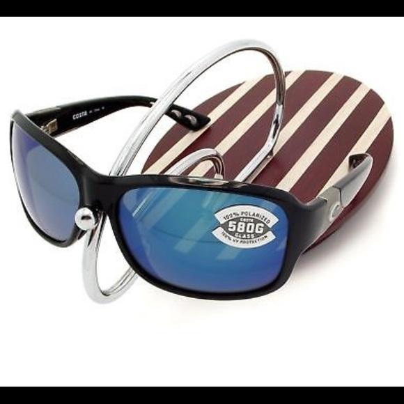 d2449428b181c Costa Del Mar Inlet 580 glasses blue mirror